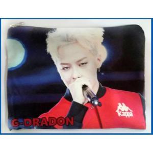 送料無料☆BIGBANG G-DRAGON ジードラゴン ポーチ