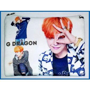 送料無料☆BIGBANG G-DRAGON ジードラゴンポーチ