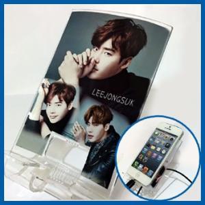 送料無料☆LEEJONGSUK  イジョンソク  携帯電話スタンド stand1-4|bounceshop