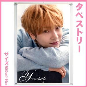 送料無料★超新星 YOONHAK ユナク タペストリー tape08-5|bounceshop