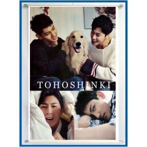 送料無料★東方神起  TVXQ    タペストリー   tape1223-2|bounceshop