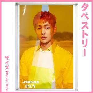 送料無料★SHINee シャイニー オンユ オニュ 大型  タペストリー tape921-3|bounceshop