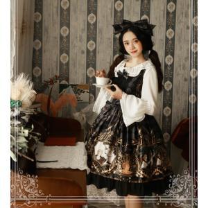 【即納商品】ブラック Lサイズ   憧れのお人形さん・お姫様になりましょう  ほんとうの私になれる瞬...