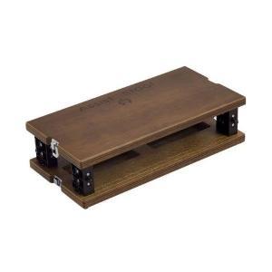 ピアノ用 足置き台アシストスツール(補助台) カラー:ウォルナット ASS-V|bourree