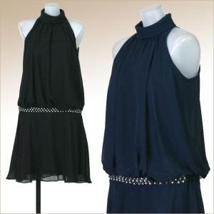 パーティードレス アメリカンスリーブドレス ショートドレス シフォン フォーマルドレス レディース|bourree
