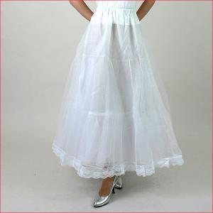 パニエ ウェディングドレス カラードレス用下着 ブーレオリジナルAラインパニエ/ペチコート|bourree