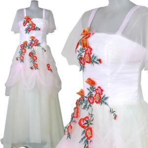 カラオケ衣装 ロングドレス 姫ドレス カラオケドレス 舞台 ステージ衣装|bourree