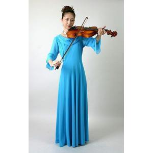 ロングドレス 演奏会 発表会 コーラス 声楽 舞台・ステージ衣装 カラードレス レディース|bourree