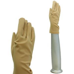 伸縮ニット 手袋 グローブ レディースショート丈 TS-S シャモア|bourree