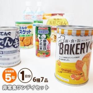 非常食 保存食 防災館オリジナル 非常食セット ワンデイセットONE-DAY(1日=3食分)賞味期限5年Ver|bousai