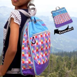 在庫一掃セール!特別価格! ナップサック Fiorucci  ピンク FJ-001P 約13L|bousai