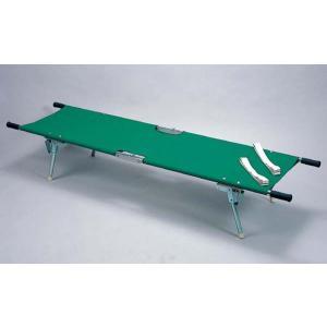 担架ベッド(四ツ折型)(防災グッズ 搬送用品 救護用品)|bousaikeikaku