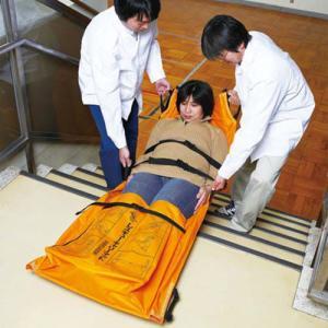 レスキュー・キャリーマット(防災グッズ 搬送用品 救護用品)|bousaikeikaku