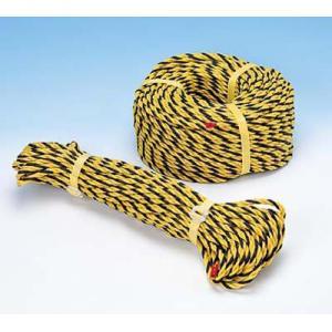誘導用ロープ 100m(防災グッズ 救出用品)|bousaikeikaku