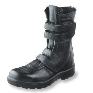 安全靴 ウレタン2層長マジック(樹脂先芯) エンゼル AZ609|bousaikeikaku