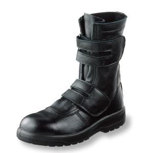 安全靴 ウレタン2層長マジック エンゼル AG609|bousaikeikaku