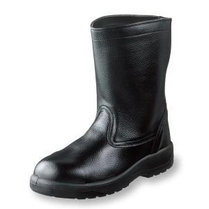 安全靴 ウレタン2層半長靴 エンゼル AG311|bousaikeikaku