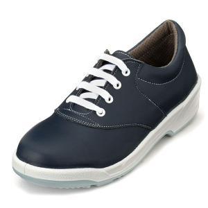 女性用安全靴 ウレタン2層人工革スニ−カ− エンゼル ANL3011B|bousaikeikaku