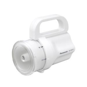(Panasonic 懐中電灯 ランタン)パナソニック 電池がどれでもライト(LED) ホワイト BF-BM10-W|bousaikeikaku