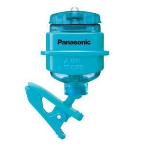 パナソニック LEDクリップライト BF-AF20P-G ターコイズブルー(Panasonic ミニライト LEDライト)|bousaikeikaku