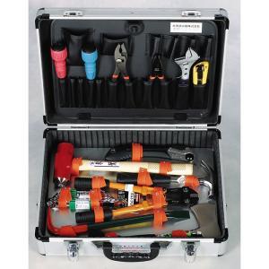 レスキュー工具セット(アルミトランク式)(救助 災害 防災用品 救出用品)