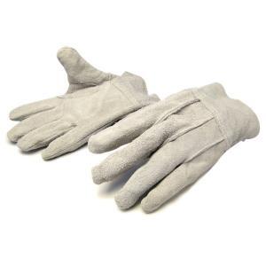 革製軍手(防災グッズ 防災セット 非常用持ち出し袋 手袋 グローブ 安全靴)