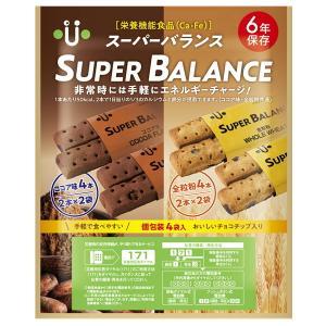 スーパーバランス 6YEARS(賞味期限6年保存 防災グッズ...