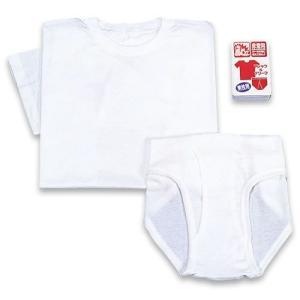 Tシャツ、ブリーフを小さく圧縮しました。 コンパクトなので携帯や保管、非常用としての備蓄にも最適です...