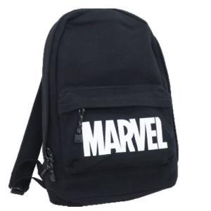 MARVEL(マーベル):スウェットデイパック/ロゴ/メンズ&レディース/ファッション バッグ リュック バックパック|boushikaban