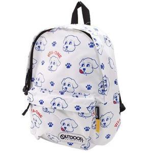 OUTDOOR(アウトドア)×VITA-ONE(ビタワン):子供用デイパック/キッズ&ジュニア/ファッション バッグ リュック バックパック|boushikaban