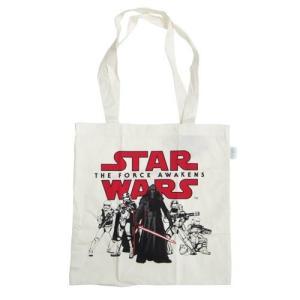 STAR WARS(スターウォーズ):フォースの覚醒 エコマーク付きコットンバッグ/ファースト・オーダー/メンズ&レディース/ファッション エコバッグ|boushikaban