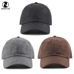 NEWHATTAN(ニューハッタン):ウール ブレンド キャップ/メンズ&レディース/ファッション 帽子|boushikaban