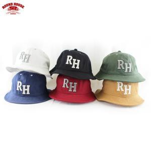 ROUND HOUSE(ラウンドハウス):ベースボール メトロハット/メンズ&レディース/ファッション 帽子|boushikaban