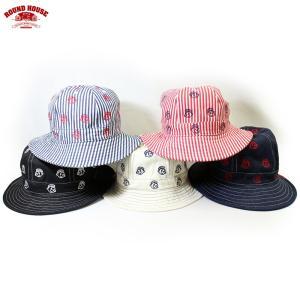ROUND HOUSE(ラウンドハウス):ラウンドボーイ メトロハット/メンズ&レディース/ファッション 帽子|boushikaban