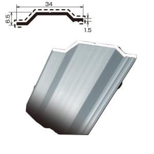 アルミフラット TF-4 厚さ 1.5 規格 6.5×34×2,000 1本 タイセイ|bousui-must
