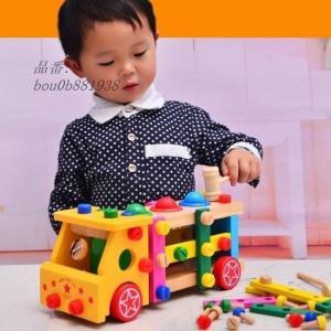 ミニカー ウッドカー 木製 0歳 1歳 2歳 3歳 男の子 組み立て式 子ども お祝い 赤ちゃん く...