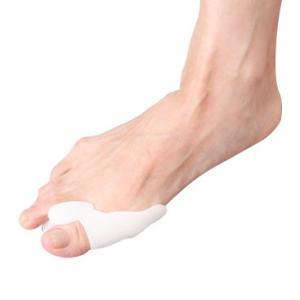 外反母趾やわらかパッド2足組指間 足 フリーサイズ|bouwhan
