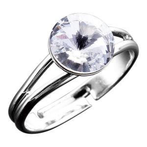 チェコ製 クリスタルリングスワロフスキー 指輪 プレゼント|bouwhan