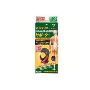 興和(コーワ) バンテリンコーワサポーター ひざ専用しっかり加圧タイプ ふつうMサイズ ブラック|bouwhan