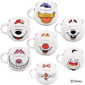 三郷陶器 ディズニー 耐熱ガラスマウスマグマグカップ かわいい マグカップ bouwhan