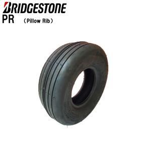 芝刈り機用タイヤ/ブリヂストン PR 11X4.00-5 2PR T/L (11X400-5)チューブレスタイヤ【送料無料】|bowers