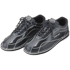 品名:S-570 カラー:ブラック・ブラック ブランド:ABS(アメリカンボウリングサービス) サイ...