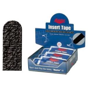 【クリックポスト可能】 Master インサートテープ(黒) スーパーテクスチャード マスター テーピング テープ ボウリング用品 ボーリング グッズ|bowl-shoes