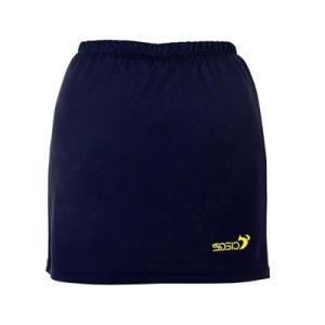 (ソシオ) SSOSIO スカートSKT-23099 ネイビーブルー|bowlingcom
