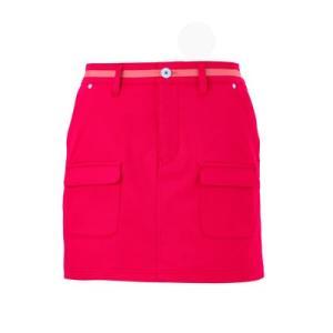 (サンブリッジ) B+ ビープラ  レディーススカート BPLS-003 ピンク bowlingcom