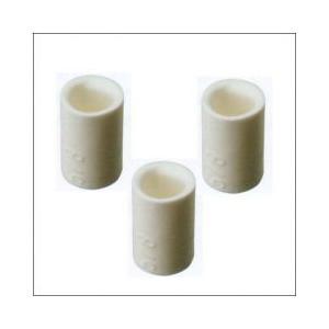 (ABS) ホワイトチップ レギュラー 同一サイズ5個セット 【特価】|bowlingcom