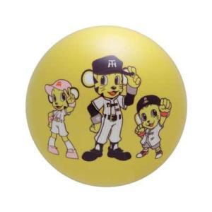 (サンブリッジ) 阪神タイガース ポリエステルボール|bowlingcom