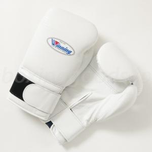 【Winning/ウイニング】 プロフェッショナルタイプ14オンス マジックテープ式 ホワイト