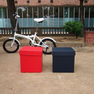 特大ボックス(赤/黒)30センチ角|boxstore-net