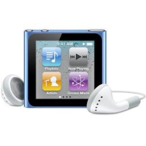 翌日発送 Apple iPod nano 16GB ブルー MC695J/A|bozu-shop